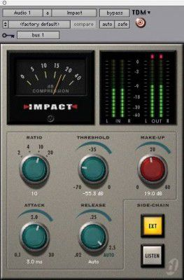 Avid Avid Impact (hd Accel Systems Only)