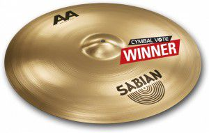 Sabian 24`` Aa Bash Ride Brilliant