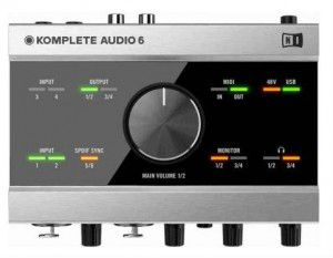 Native Instruments Native Instruments Komplete Audio 6 Usb
