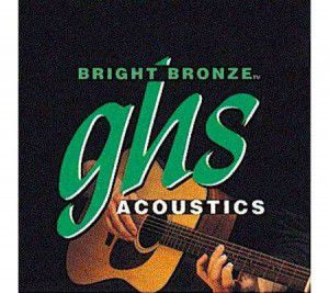 Ghs Strings Bb40m Bright Bronze