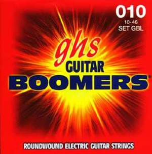 Ghs Strings Gbm Guitar Boomers™