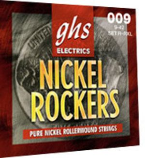 Ghs Strings R+rxl/l Nickel Rockers