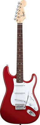 Fender Squier Bullet With Trem, Rw, Fiesta Red