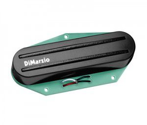 Dimarzio The Chopper T Bridge Dp384bk