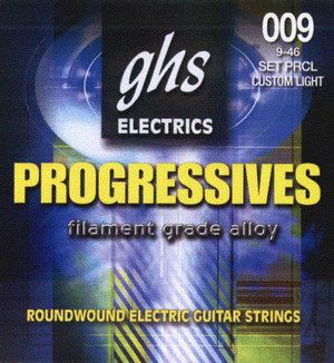 Ghs Strings Progressives Prcl 09-46