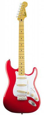 Fender Squier Classic Vibe `50s Stratocaster Mn Fiesta Red