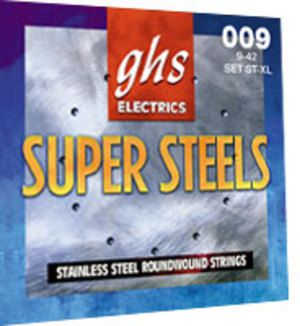 Ghs Strings St-xl Super Steelt