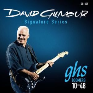 Ghs Strings Ghs David Gilmour Blue Signature