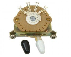 Dimarzio 5-way Switch For Strat Ep1104