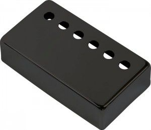 Dimarzio Humbucking Pickup Cover Black Gg1600bk