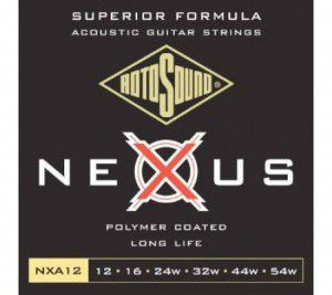 Rotosound Nxa12 Strings Coated Type