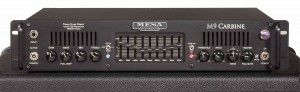 Mesa Boogie M9 Carbine Bass Amplifier 2 Rack