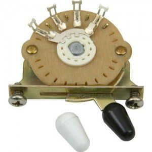 Dimarzio 3-way Switch For Tele Ep1105