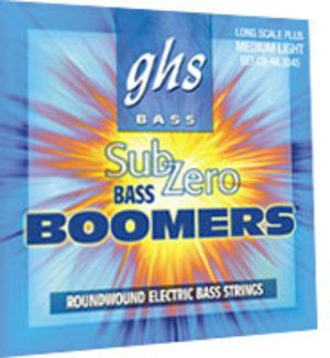 Ghs Strings Cr-ml3045 Sub-zerot Boomers