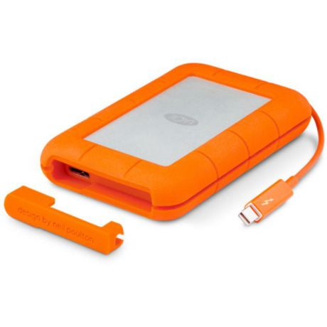 LaCie Жесткий диск SSD Lacie Thdb 250Gb 9000490 Rugged 2.5