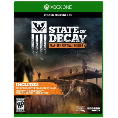 Microsoft Studios State Of Decay: Year-One Survival Edition