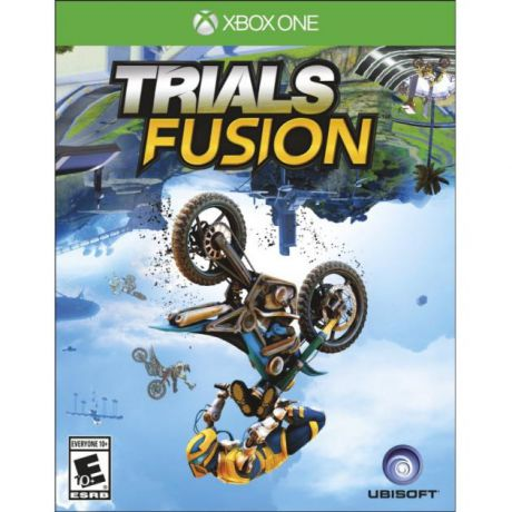 Ubisoft Trials Fusion Xbox One, Английский