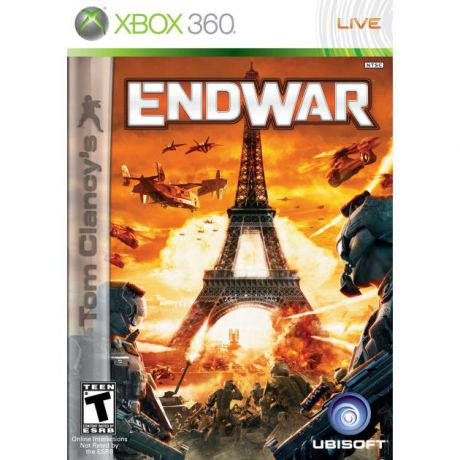 Ubisoft Tom Clancy's EndWar для Xbox 360