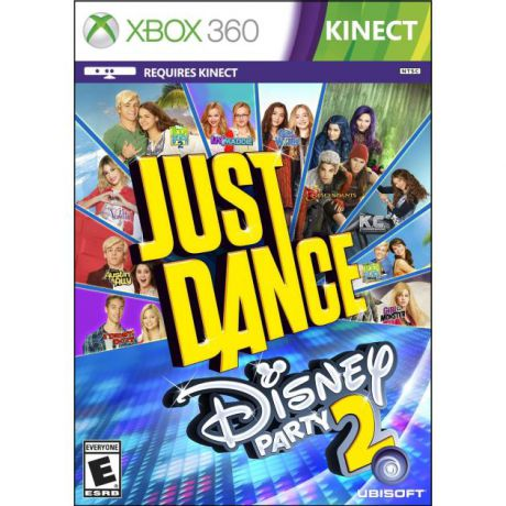 Ubisoft Just Dance: Disney Party 2