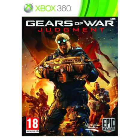 Microsoft Studios Gears of War Judgment