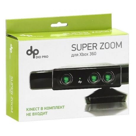 Microsoft Super zoom for Xbox360 Kinect HHC-X010