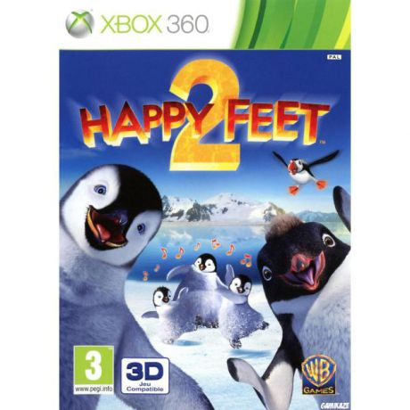 Warner Bros Interactive Happy Feet 2