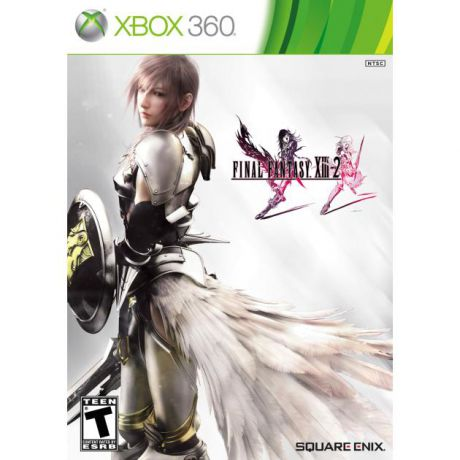 Square Enix Final Fantasy XIII-2 Xbox 360, Английский