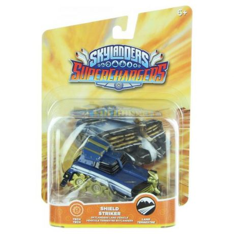 Skylanders SuperChargers Shield Striker, Playstation 4, Xbox One, Xbox 360, Playstation 3