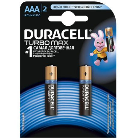 Duracell Duracell LR03-2BL Turbo