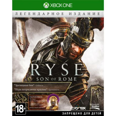 Microsoft Studios Ryse: Son of Rome Legendary Edition