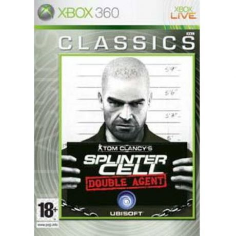 Ubisoft Tom Clancy's Splinter Cell: Double Agent Classics