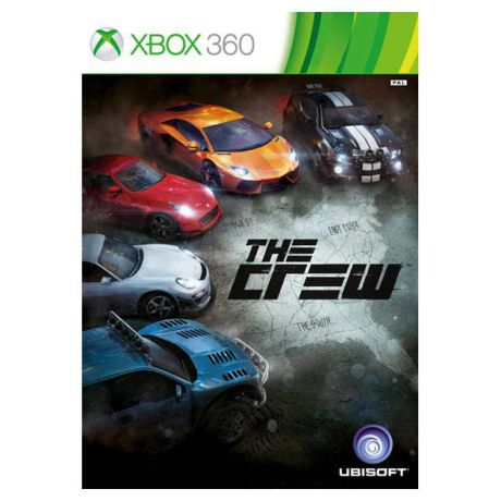 Ubisoft The Crew Xbox 360, Русский