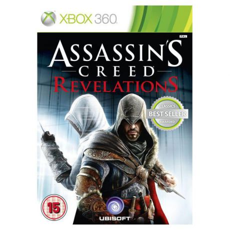 Ubisoft Assassin's Creed: Откровения Classics Xbox 360, Русский