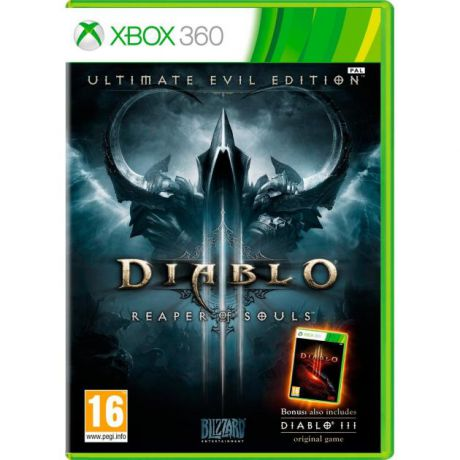 Blizzard Entertainment Diablo III: Reaper of Souls. Ultimate Evil Edition Xbox 360, Русский
