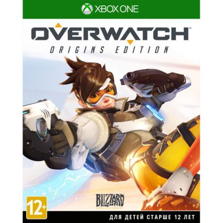 Blizzard Entertainment Overwatch: Origins Edition
