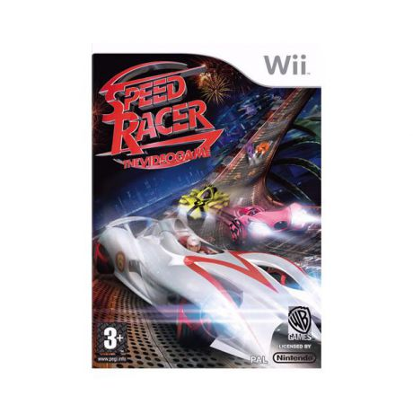 Speed Racer для Nintendo Wii