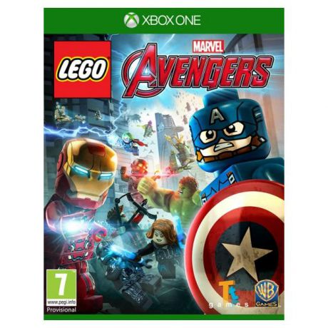 Warner Bros Interactive LEGO: Marvel Мстители