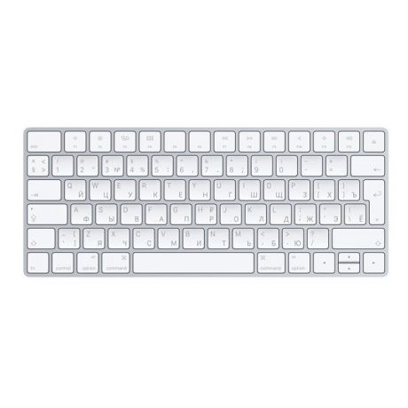Apple Apple Magic Keyboard MLA22RU/A Bluetooth, Белый