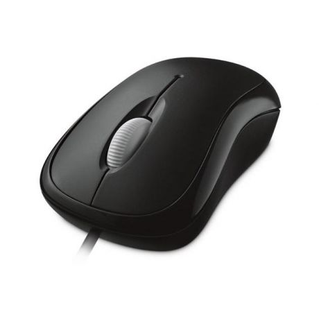 Microsoft Mouse Microsoft Basic Optical P58-00059 Черный, USB