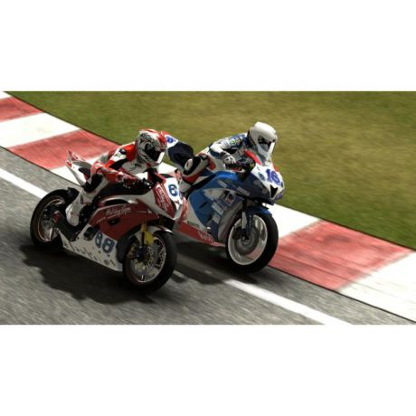 SBK X: Superbike World Championship Симулятор / Simulator, Спортивные, Гонки / Racing, Русский язык