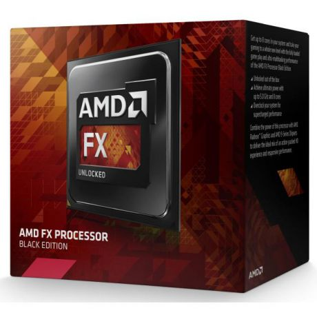AMD AMD FX-9370 Socket AM3+, 4.4МГц, 8192 Кб