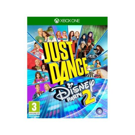 Ubisoft Just Dance. Disney Party 2