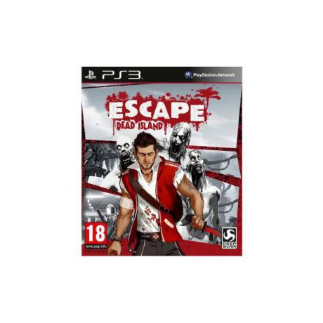 Escape Dead Island PS3 Sony PlayStation 3, приключения, боевик