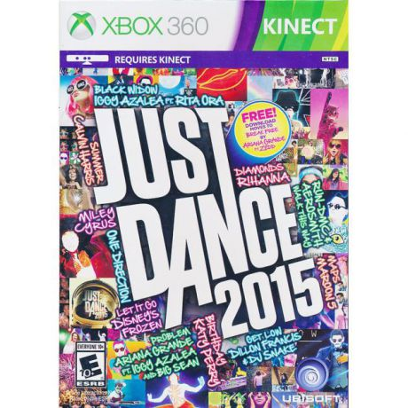 Ubisoft Just Dance 2015 Xbox для 360