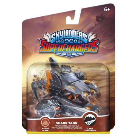 Skylanders SuperChargers Shark Tank, Playstation 4, Xbox One, Xbox 360, Playstation 3