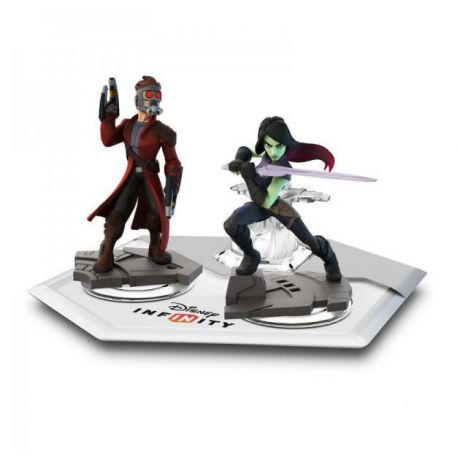 Disney. Infinity 2.0 Marvel. Звездный Лорд, Гомора, Playstation 4, Xbox One, Xbox 360, Playstation 3