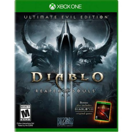 Blizzard Entertainment Diablo III: Reaper of Souls – Ultimate Evil Edition