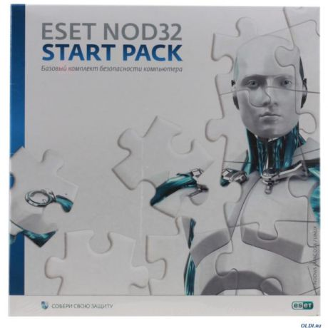 Eset ESET NOD32 Start Pack