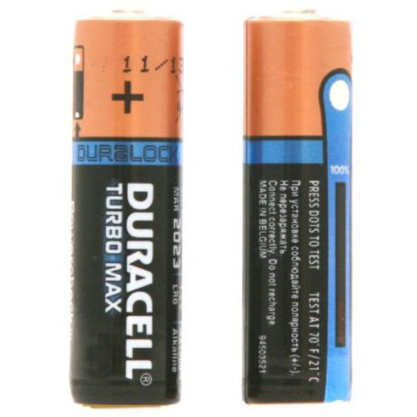 Duracell DURACELL TURBO LR6-4BL AA, 4