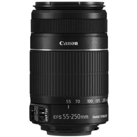 Canon Canon EF-S 55-250mm f/4-5.6 IS STM Canon EF-S
